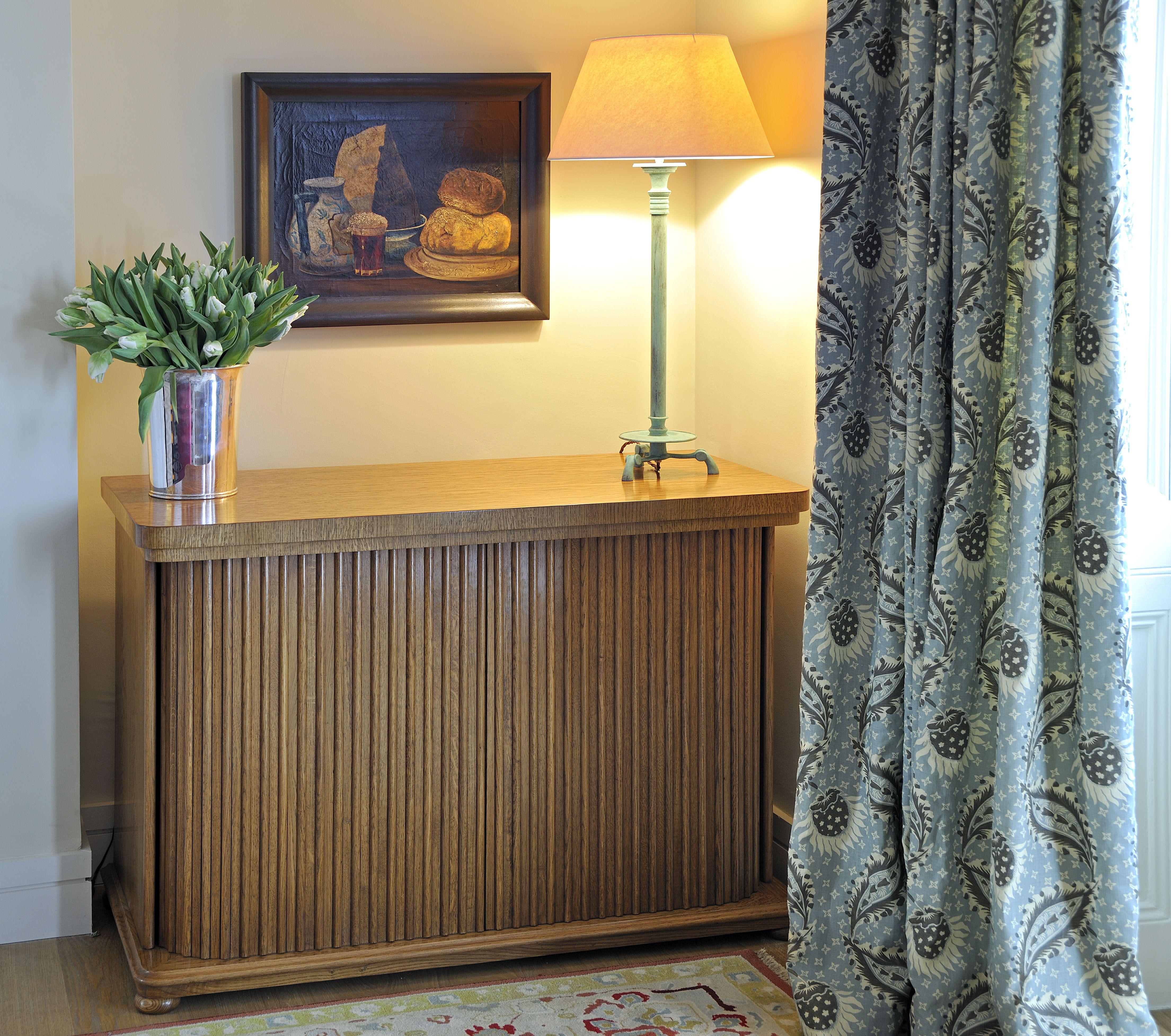 The Tambour Cabinet #tambour #cabinet #soane  Cabinet, Home decor