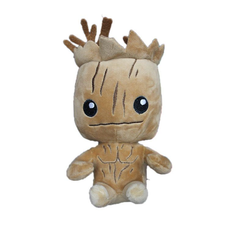 Marvel cute baby groot plush guardians of the galaxy toy for Galaxy toys