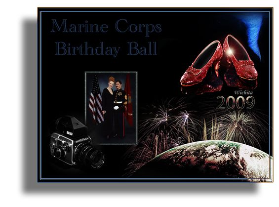Marine Corp Birthday