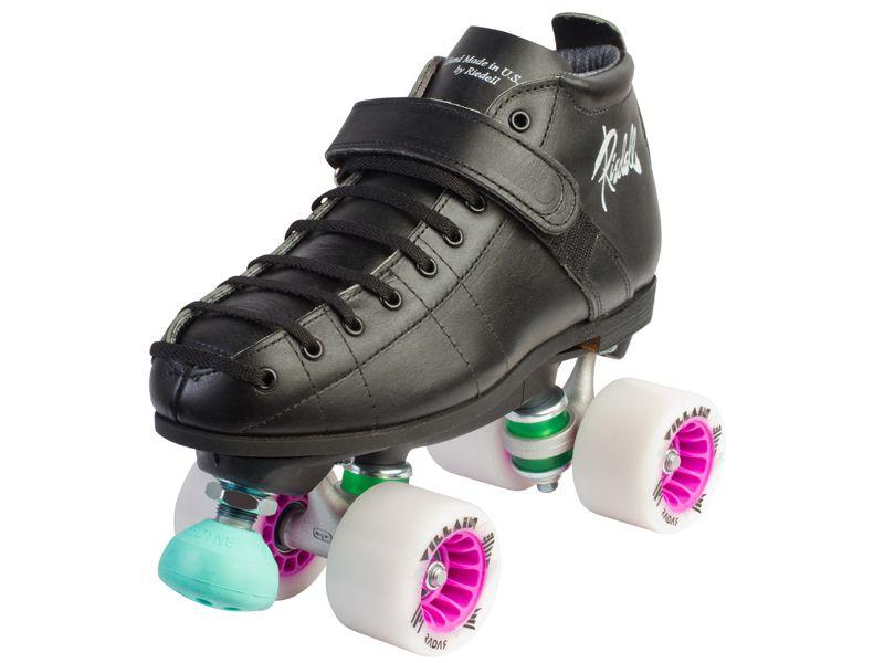 Skates For Sale >> Riedell She Devil Quad Derby Skate Quad Skates Roller Derby