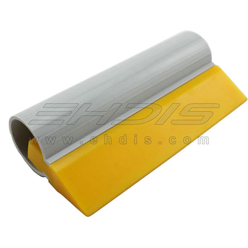 5 5 14cm Yellow Turbo Squeegee With Soft Rubber Anged Big Turbo Squeegee Window Tint Tools A74 14cm With Images Car Cleaning Tinted Windows Ice Scraper