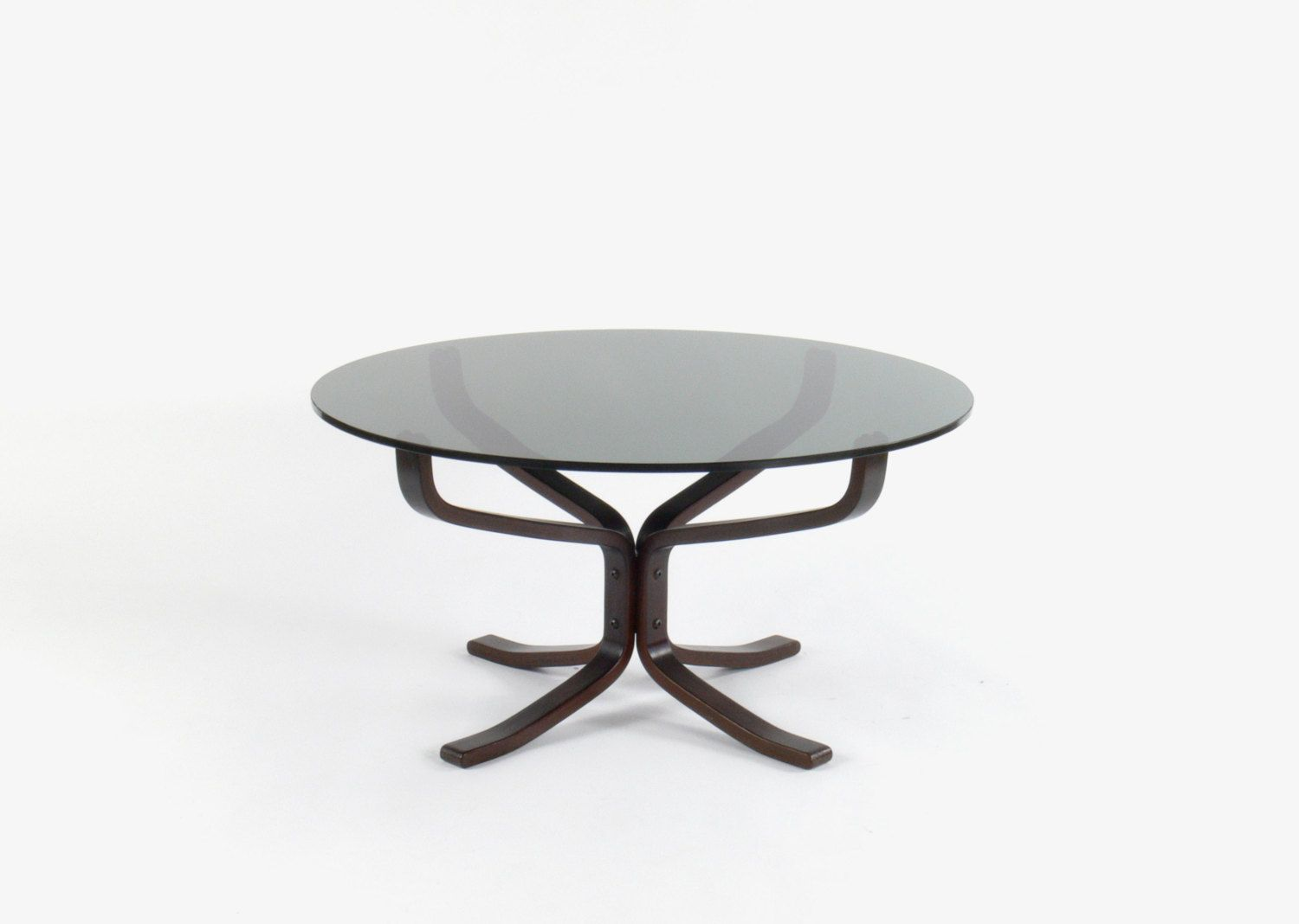 Mid Century Modern Sigurd Resell Falcon Coffee Table for Vatne Mobler