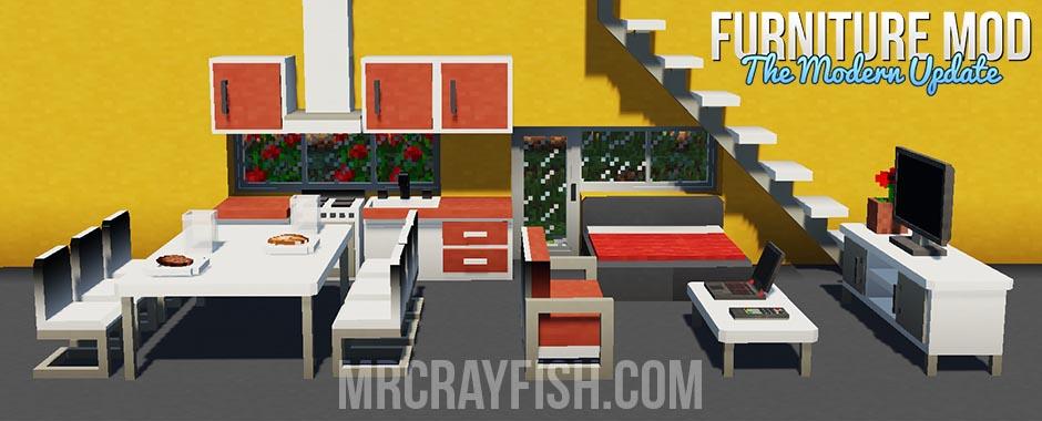 738a783439683e8ade603c0f680fcd6e - How To Get Mr Crayfish S Furniture Mod Minecraft Pe
