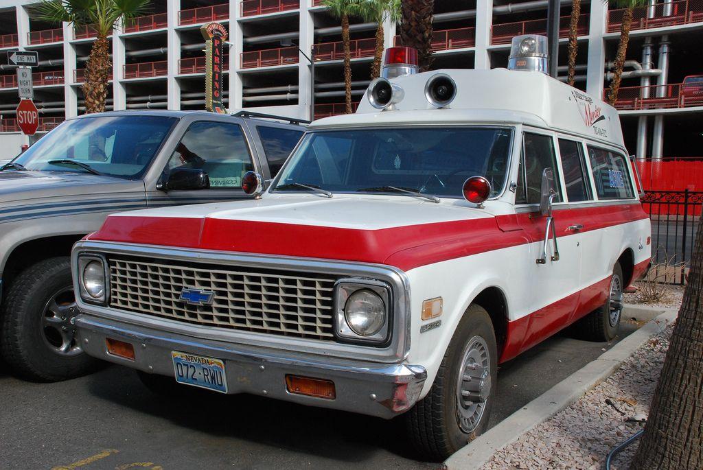 Pin by david henry jr on ambulances 70sish suburbans