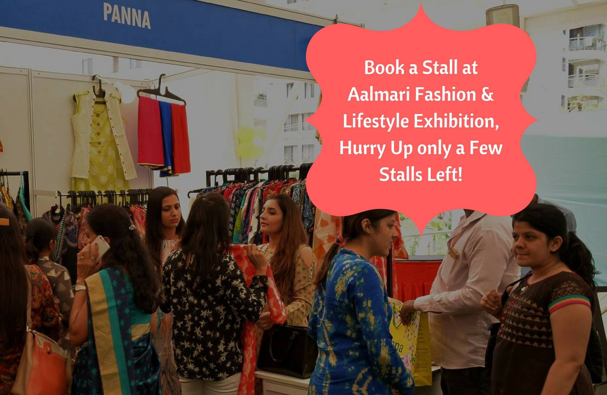 Exhibition Stall Booking In Pune : Book your stall aalmarifashionandlifestyleexhibition pune