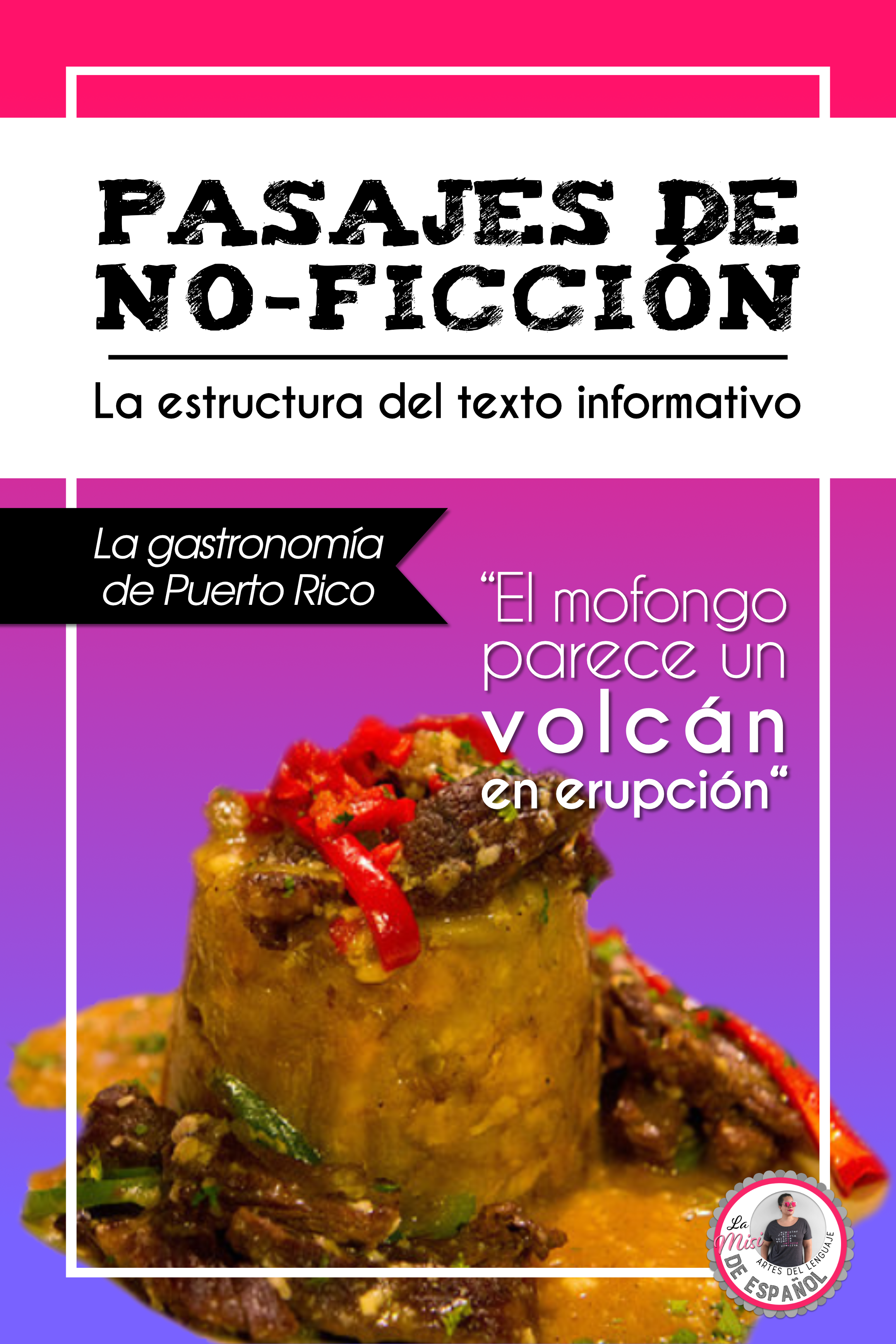 Spanish Non Fiction Reading Comprehension Passages