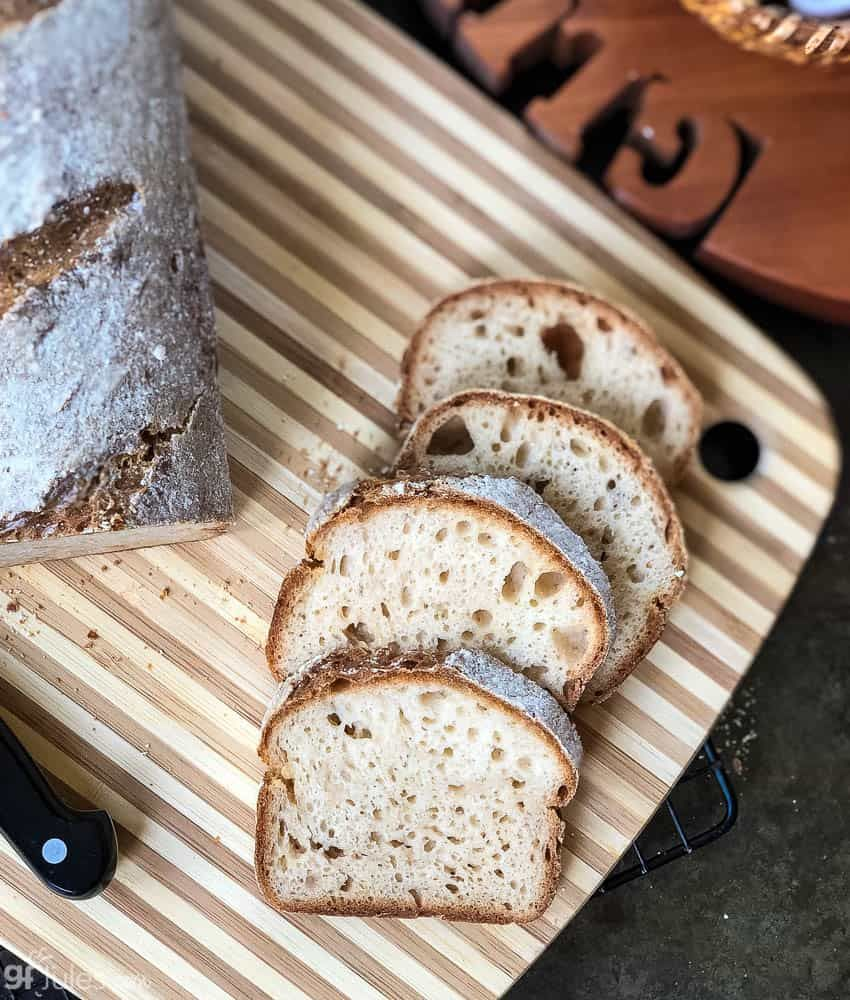 Gluten Free Sourdough Bread Recipe Authentic Bread No Gluten Gfjules Recipe In 2020 Gluten Free Sourdough Gluten Free Sourdough Bread Gluten Free Sourdough Bread Recipe