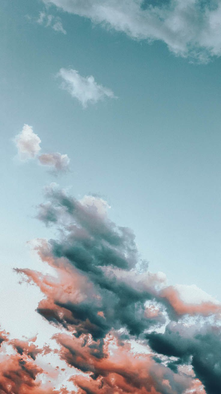 73 Best Cloudy Iphone Wallpapers Images In 2020 Preppy