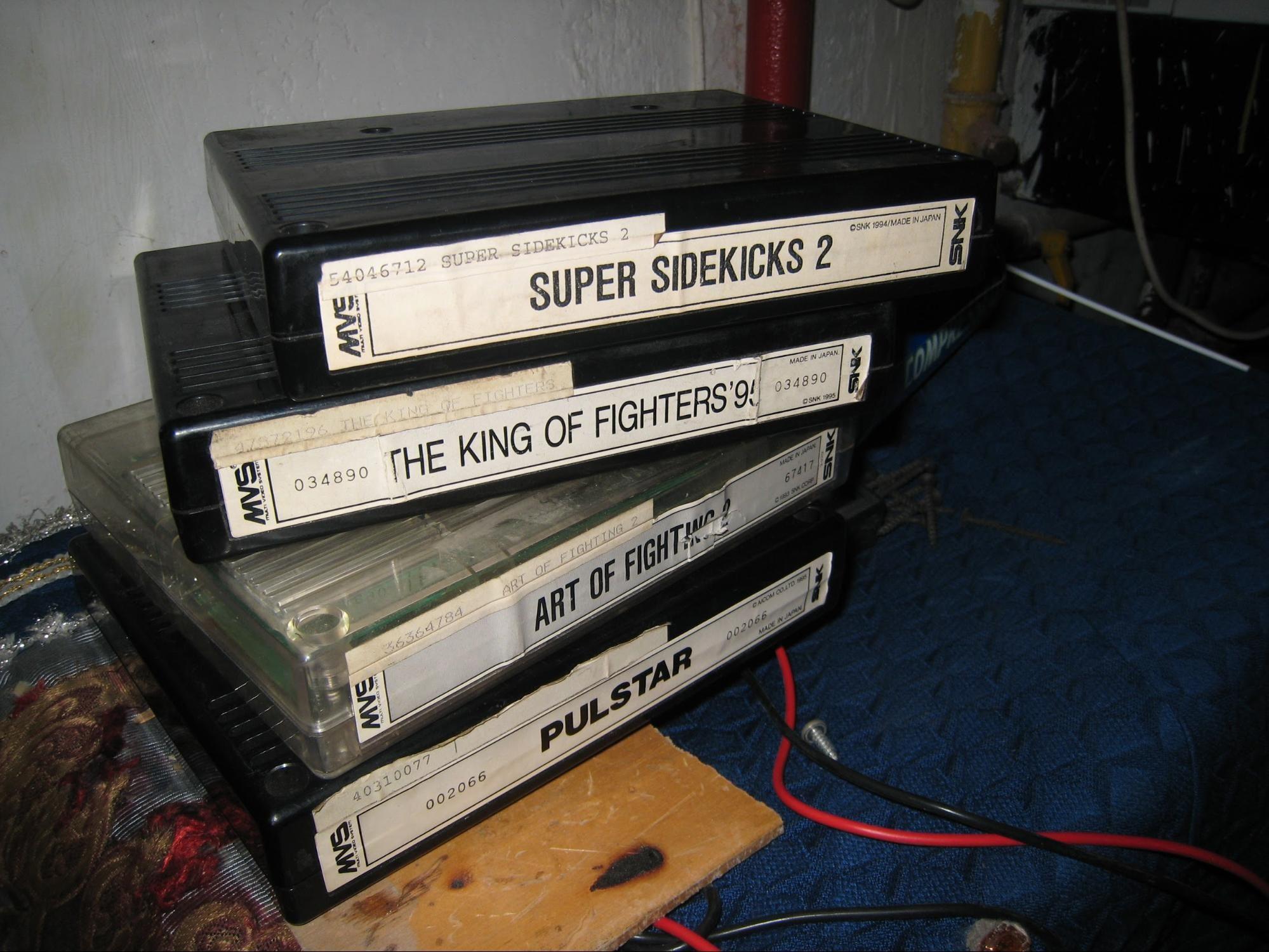 25 Video Game Cartridges, Ranked | Motherboard