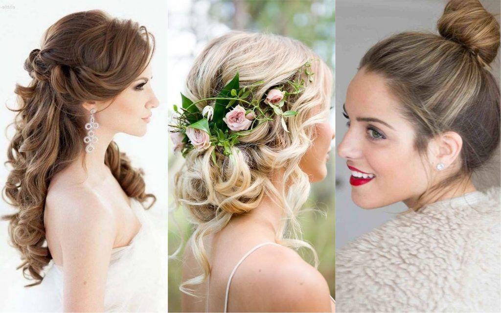 +140 Peinados para Fiesta que son fáciles, HERMOSOS y elegantes (pelo corto, largo o recogido)  – Peinados facile