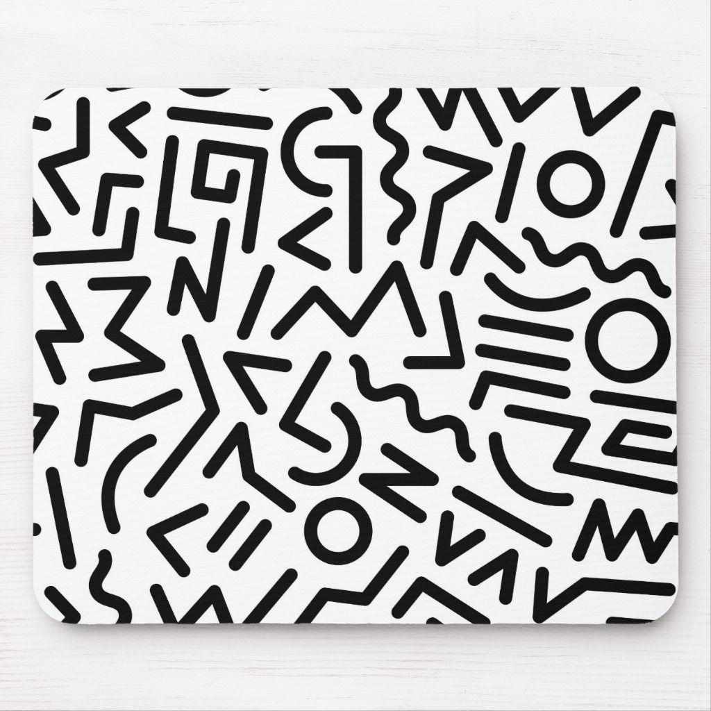 Pattern Mouse Pads | Zazzle