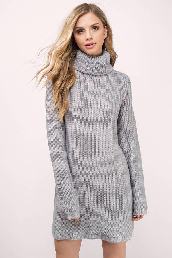 More Time Sweater Dress at Tobi.com #shoptobi   Winter   Pinterest ...