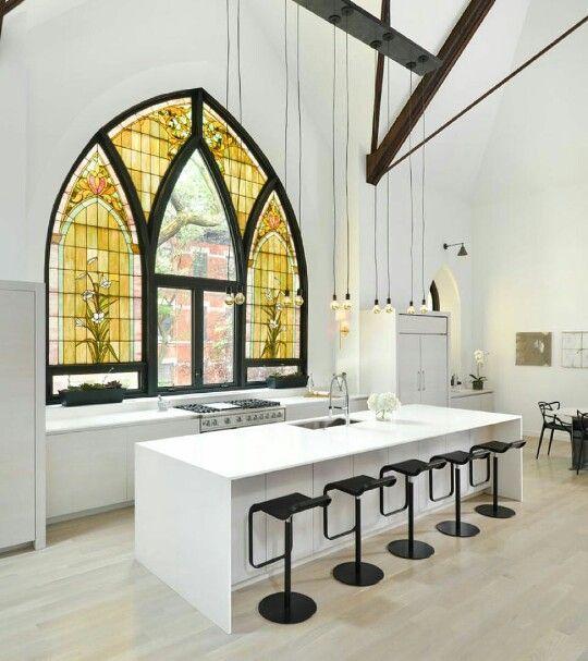 Conversion  Kitchen Concepts  Pinterest  Kitchens Pleasing Church Kitchen Design Inspiration