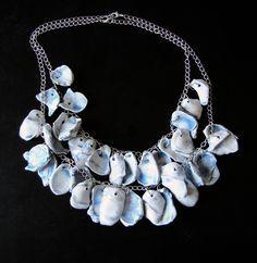 Camilla Marinoni   ceramic necklace