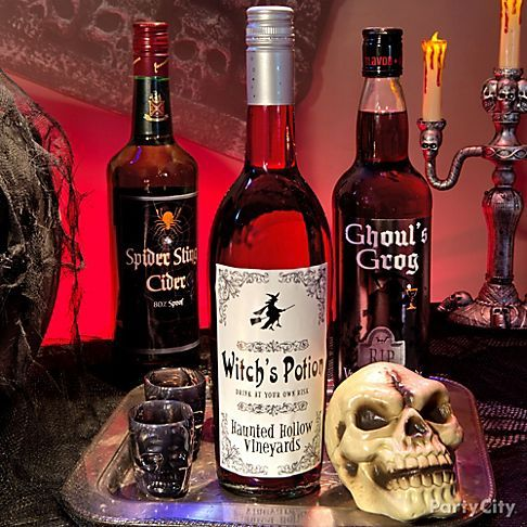 Chilling and Cheeky Haunted House Ideas - Party City halloween - halloween haunted house ideas
