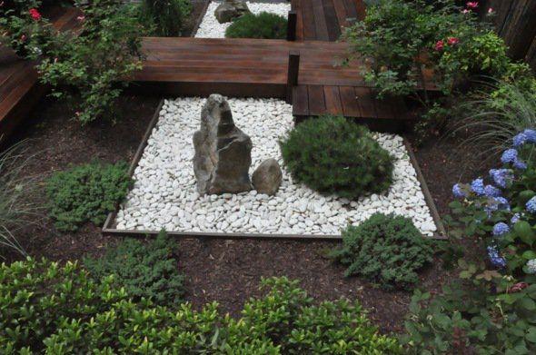 60 idées pour un jardin rocaille dinspiration japonaise