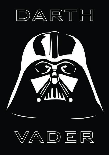 picture relating to Darth Vader Mask Printable known as darth vader mask printable Star Wars - Darth Vader helmet