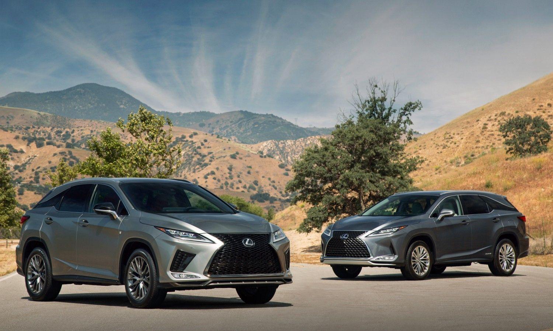 2020 Lexus Rx Release Date Rumor Di 2020
