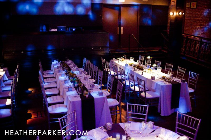 Lincoln Hall Chicago Wedding Venue Is One Of The More Unique Places I Have Seen
