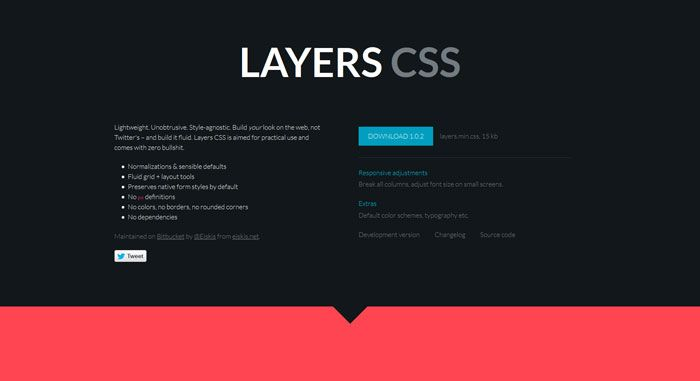 Layers Css Code Css Css3 Grid Layout Normalization Reset Responsive Snippets Web Design Css Web Development Programming Login Page Design