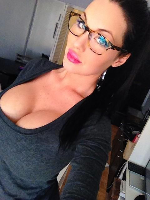 sexy Snapchat-Selfies