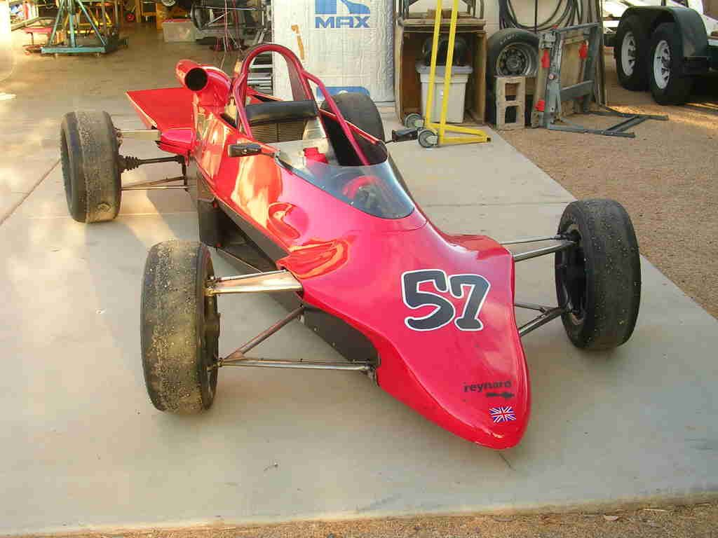 Reynard RF 82 Formula Ford   Racecar   Pinterest   Ford