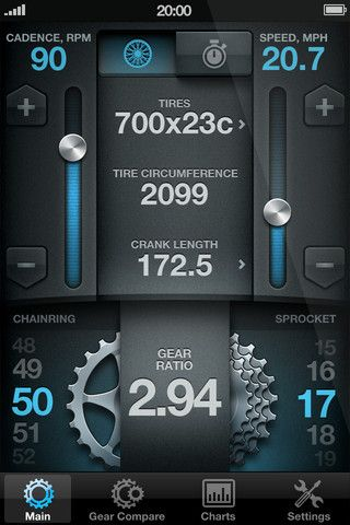 The 10 Best Iphone And Android Cycle Apps Best Iphone App Cycling
