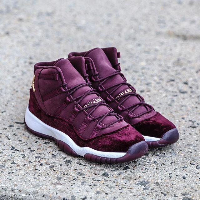 luces liberal Animado  Girl's Air Jordan 11 'Heiress' drops Saturday 12/17 at Jimmy Jazz | Girls  sneakers, Sneakers, Jazz shoes