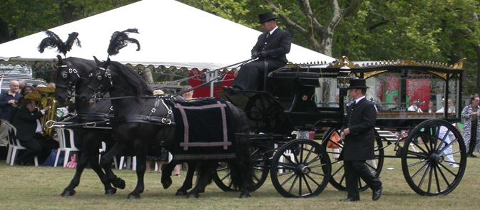 Open day at the City of London Cemetery and Crematorium in 2009