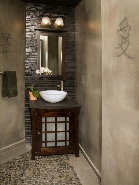 excellent ideas japanese bathroom design modern home | Asian Design, Pictures, Remodel, Decor and Ideas - page 8 ...