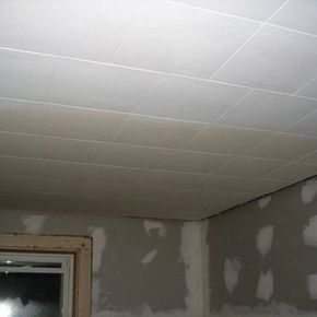 How To Paint Old Ceiling Tiles Ceiling Tiles Ceiling Tiles Diy