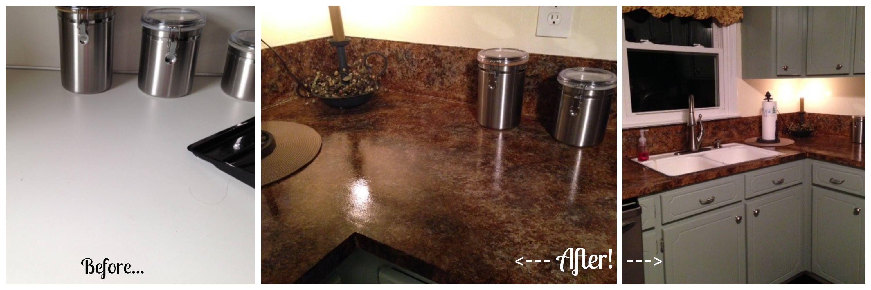 Giani Granite Countertop Paint Review Painting Countertops Home