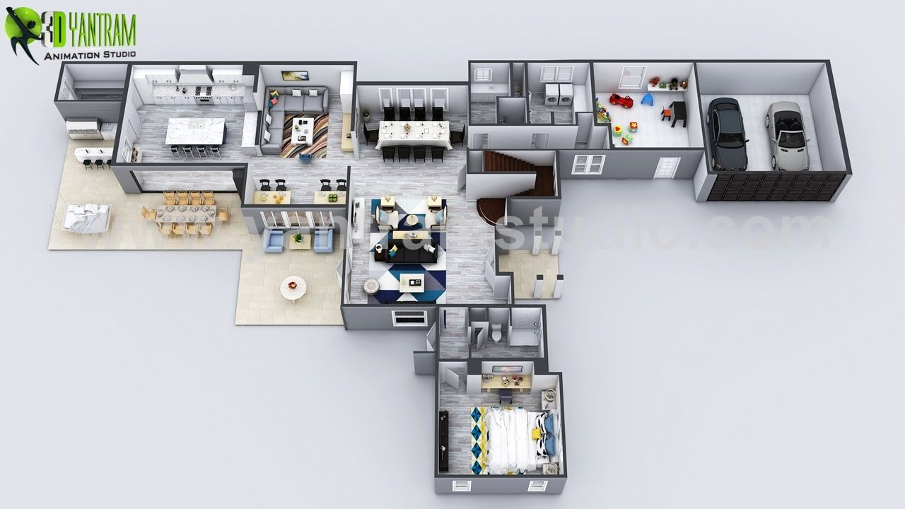 Client 723 Eric Location Moscow Russia Modern House