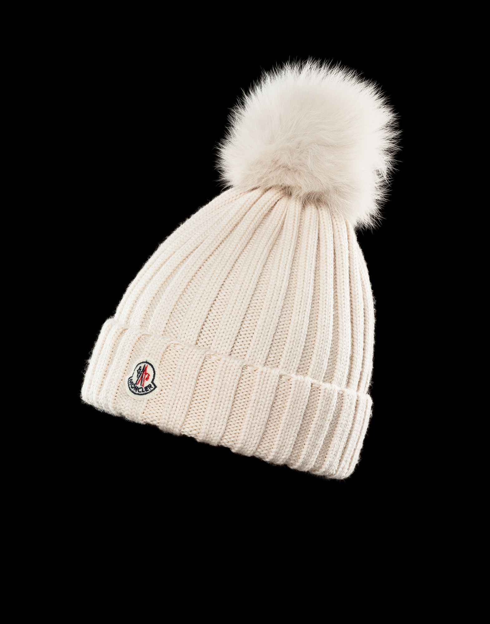 Hat Women Moncler - Original products on store.moncler.com  94a9ee6e35