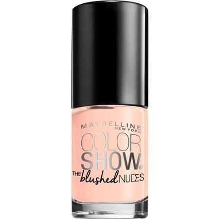 Maybelline Color Show The Blushed Nudes Nail Polish