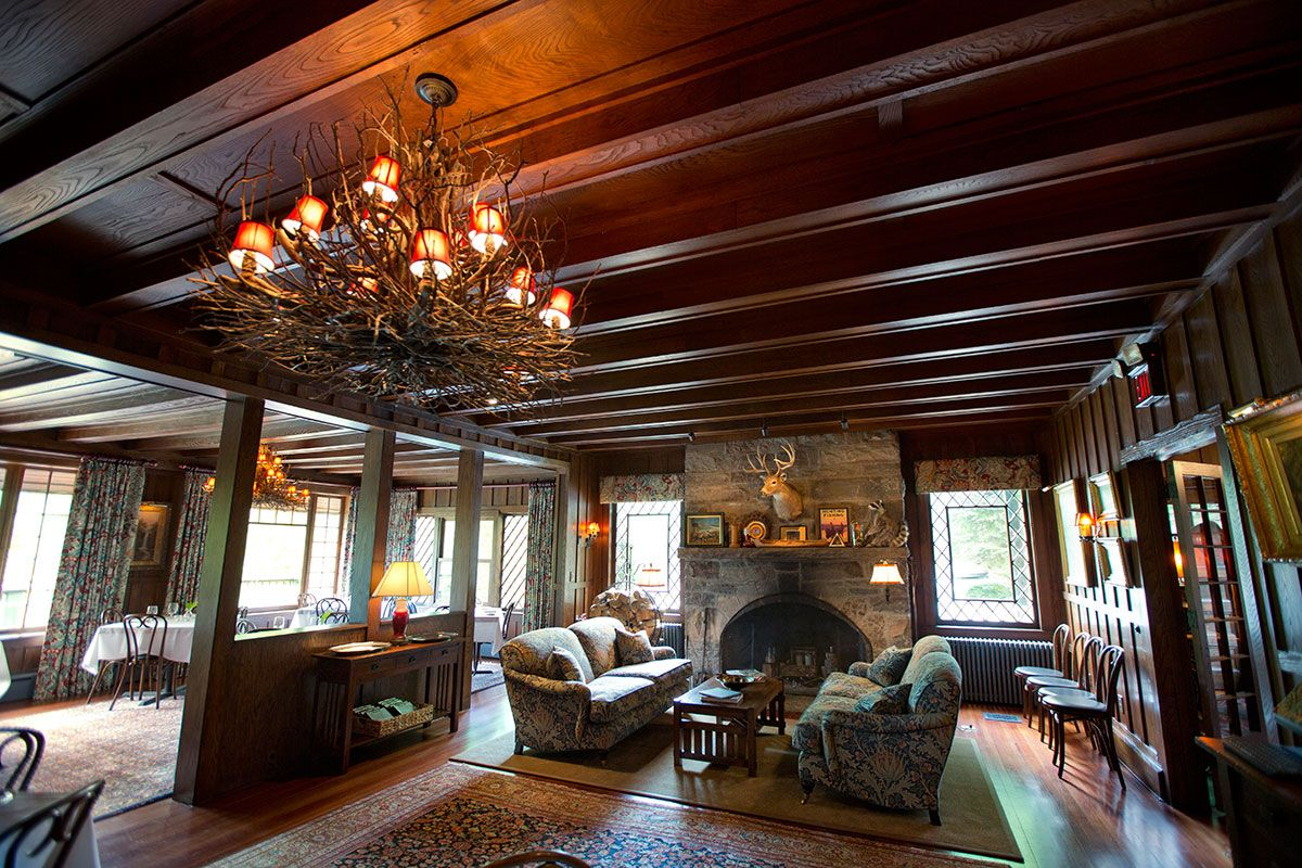 Upstate Ny Hotels Inns Hudson Valley And Catskills The Deer Mountain Inn