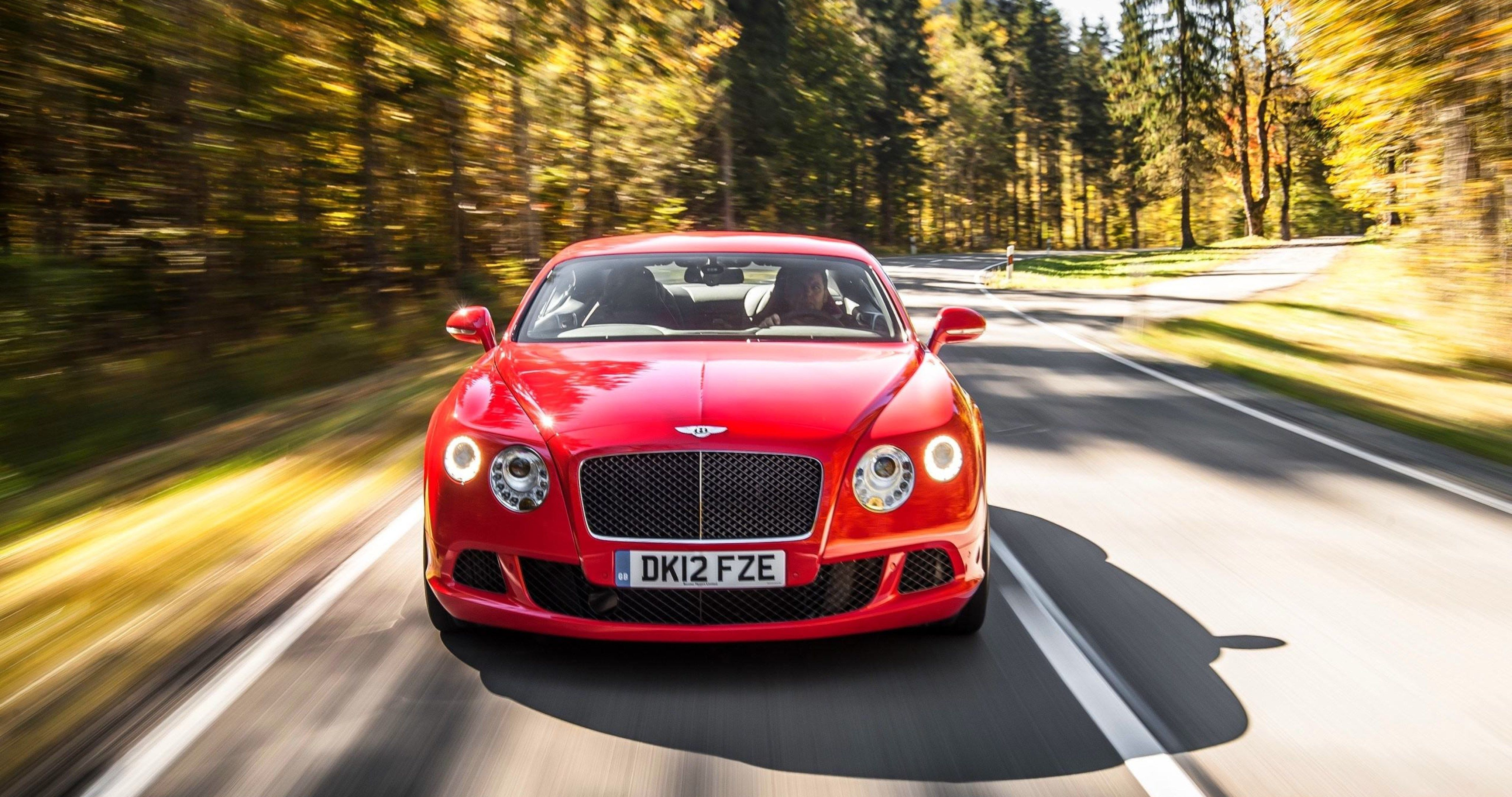 Bentley Continental Gt 4k Ultra Hd Wallpaper Bentley Continental