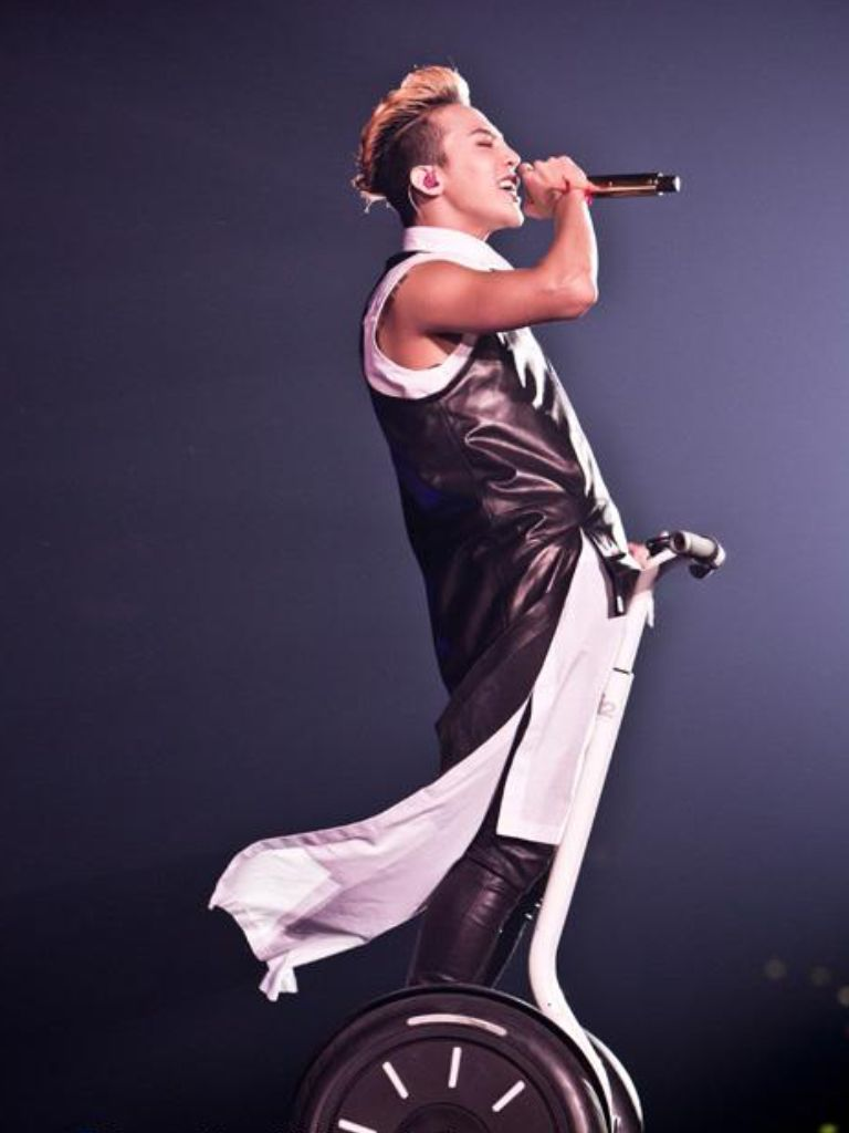 GD one of a kind world tour in Nagoya, Japan