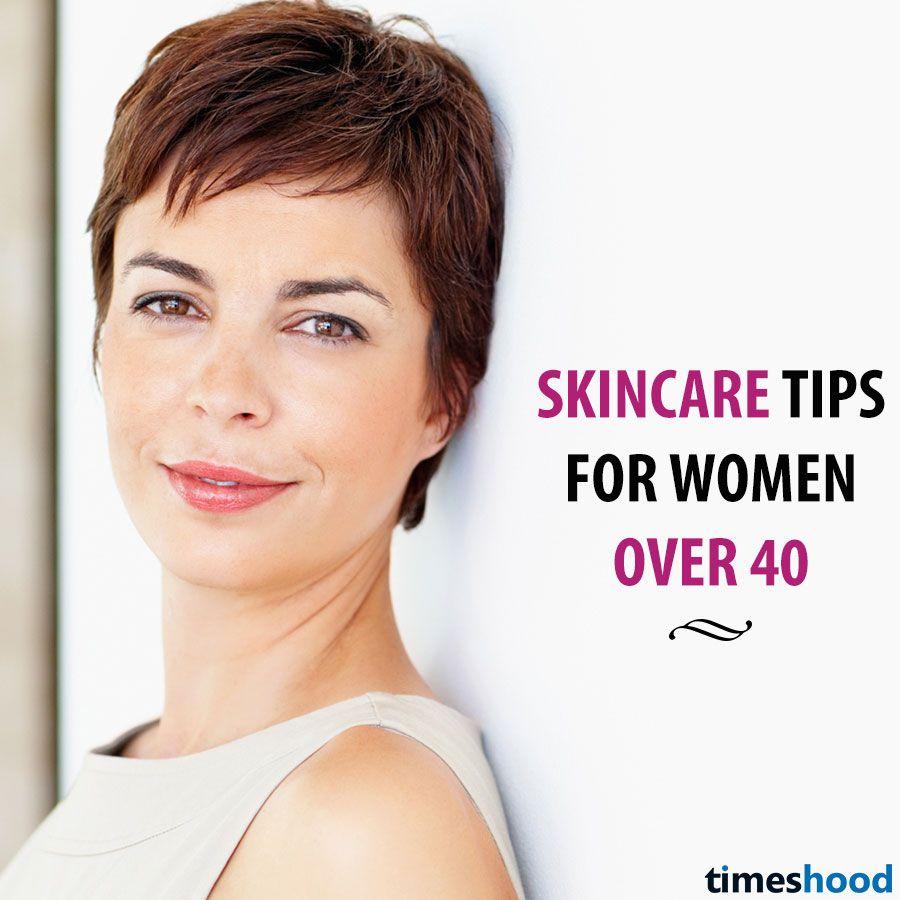 5 Best Skincare Tips For Women Over 40 Skin Care Flawless Skin Care Beauty Tips For Hair