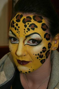 Image Result For Giraffe Face Painting