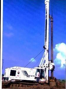 Machine: Hydraulic Piling Rig • Make: MAIT • Model: HR 180 • Year of