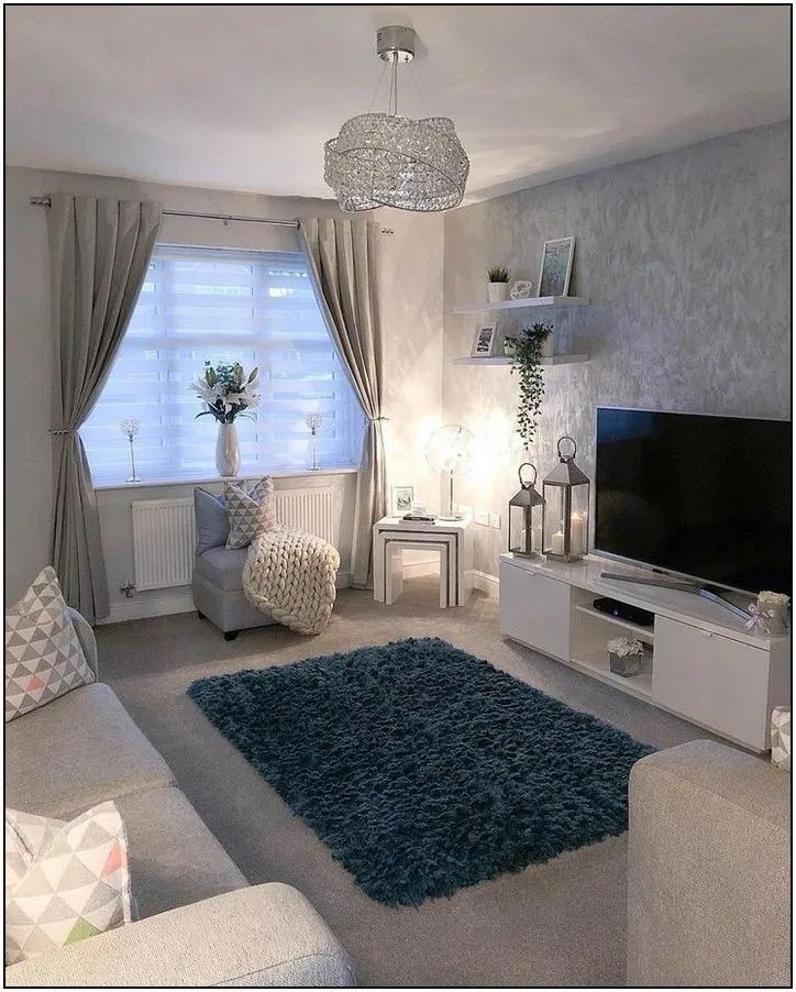 102 sehr gemütliche und praktische dekorationsideen für kleines wohnzimmer seite 45   Homydepot.com
