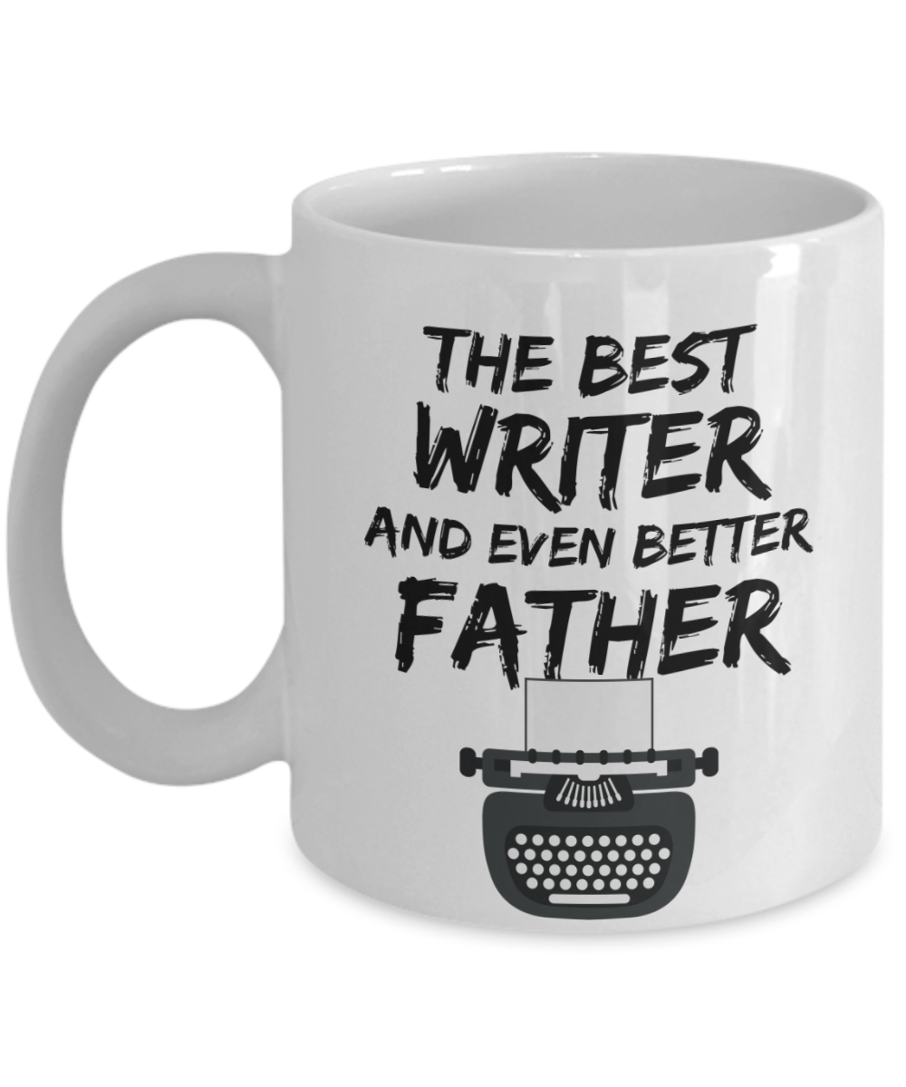 Funny Writer Dad Gift