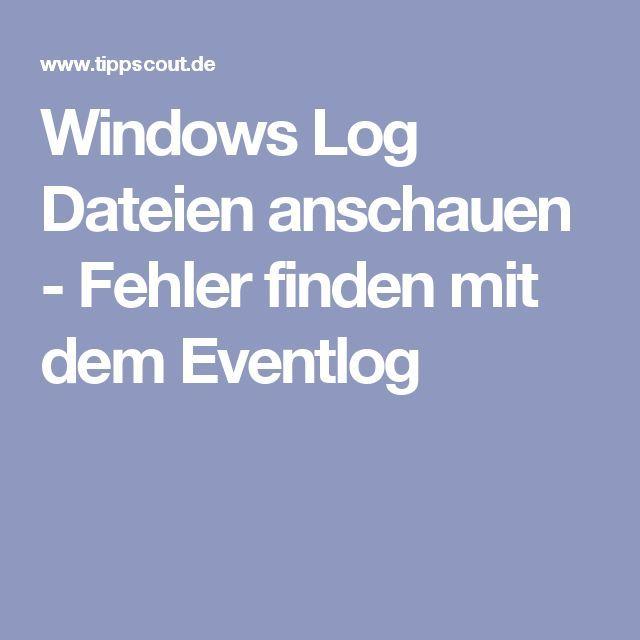 Wenn Windows Mal Wieder Abschmiert Du Fehlst Mir