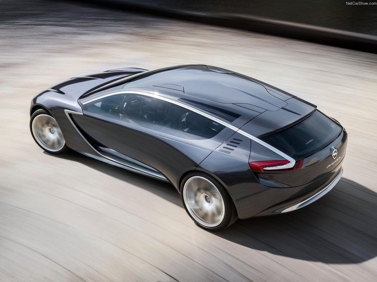 2013 Opel Monza Concept Concept cars, Concept car design