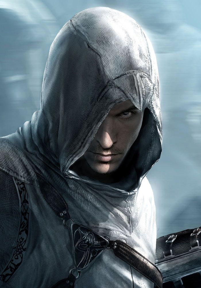 Altair Face Image Fantastique Dessin Personnages