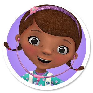 Doc Mcstuffins Runs A Toy Clinic In Her Playhouse Baby
