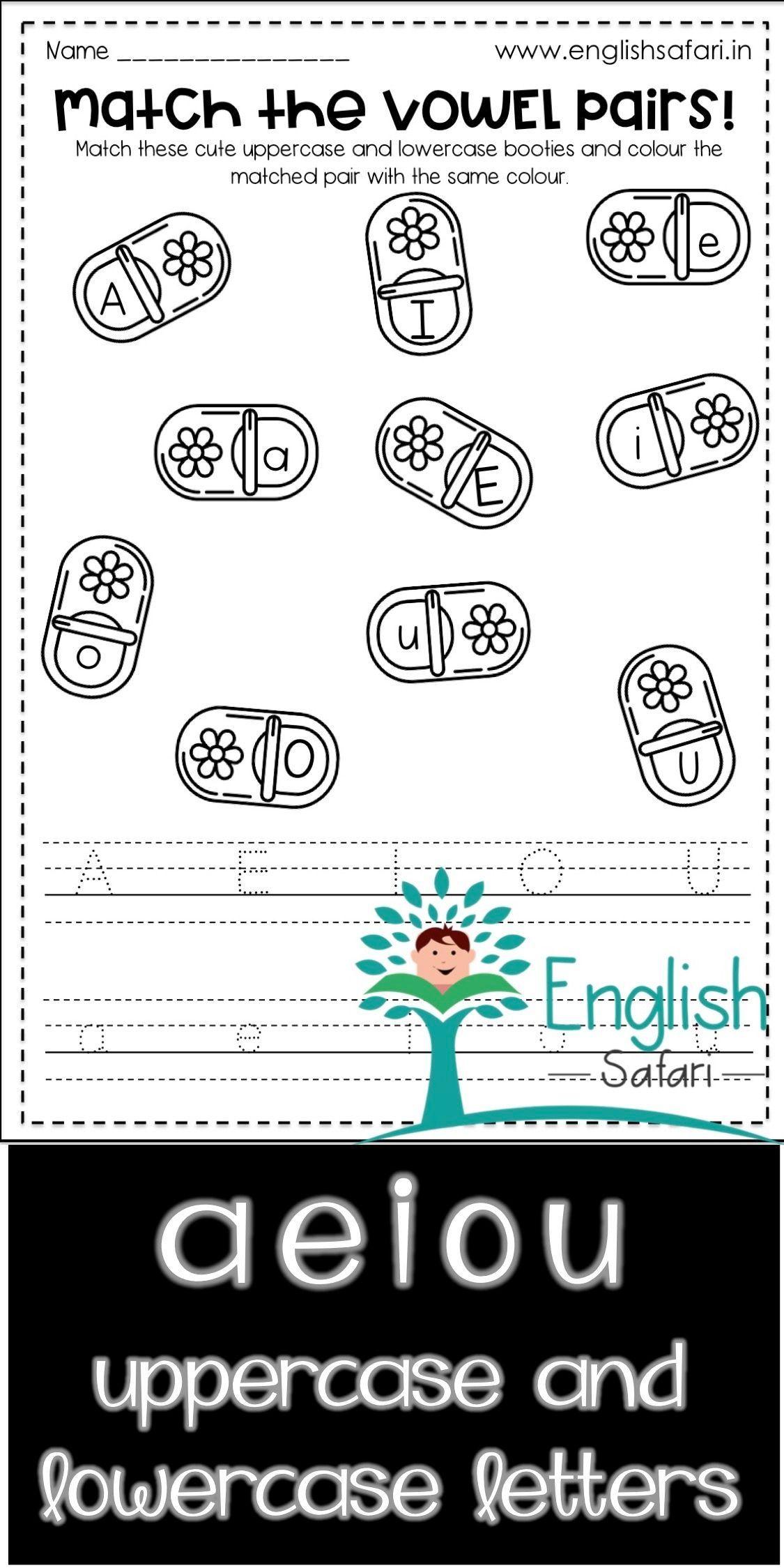 A E I O U Letter Worksheet Free Www Worksheetsenglish Com In 2021 Letter Worksheets For Preschool Preschool Letters Letter Worksheets [ 2249 x 1125 Pixel ]