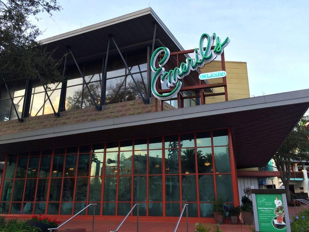 Emerils Restaurant Orlando In Universal Citywalk Pictures