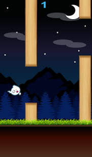 Spooky Rebound - The new addictive game! Challenge yourself! Hours of fun!
